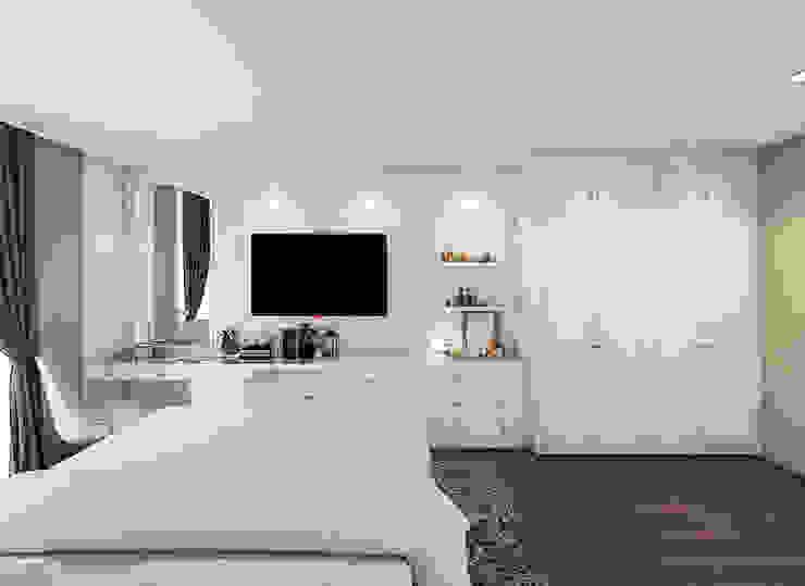 Classic Interior Design Epicentrum The Element Oleh Konsepku Klasik