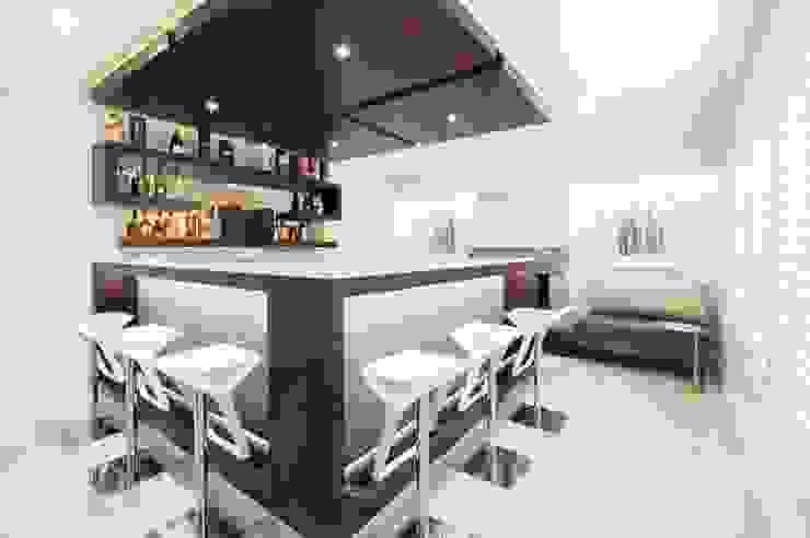 PORTFOLIO 2020 CLINT LEWIS DESIGNS Wine cellar