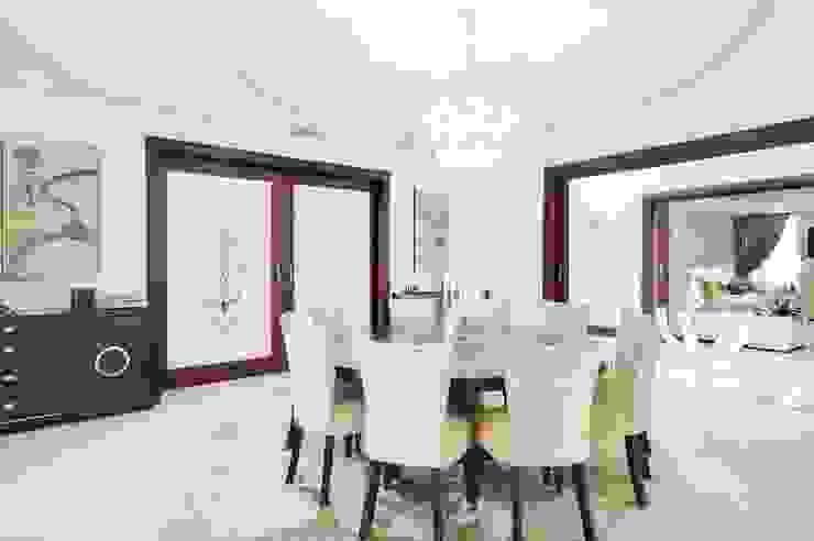 PORTFOLIO 2020 CLINT LEWIS DESIGNS Modern dining room