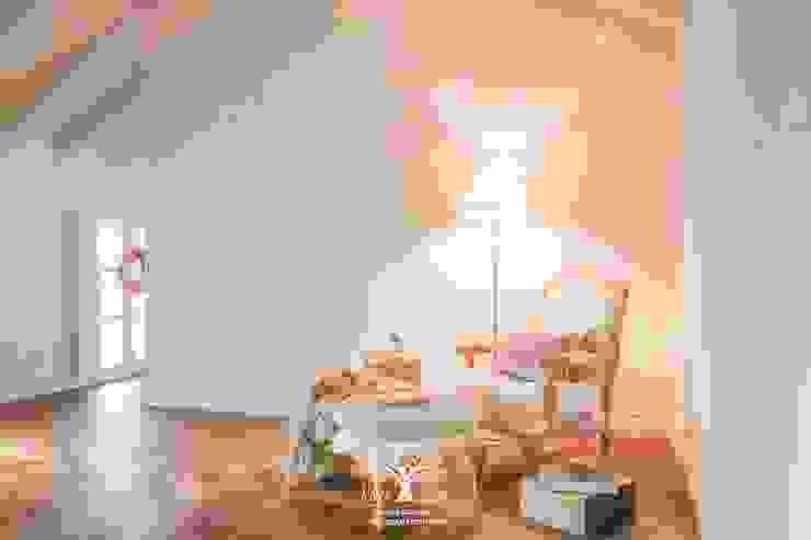 Mansarda a Sesto Calende Riverside Camera da letto in stile classico