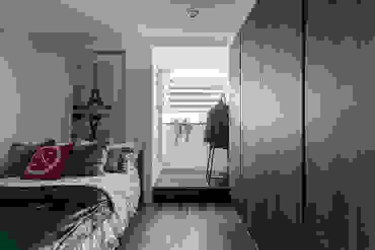 臥室 根據 你你空間設計 隨意取材風 木頭 Wood effect
