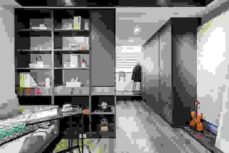 客廳 根據 你你空間設計 隨意取材風 木頭 Wood effect
