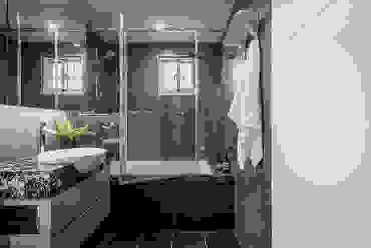 衛浴 根據 你你空間設計 隨意取材風 大理石