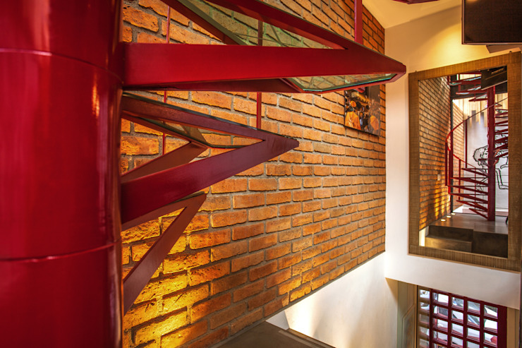 arqflores / architect Stairs