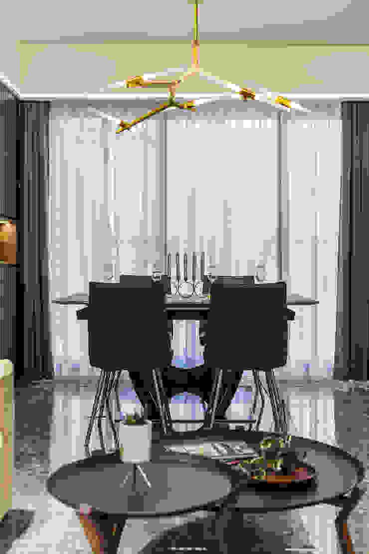 餐桌 根據 你你空間設計 現代風 大理石
