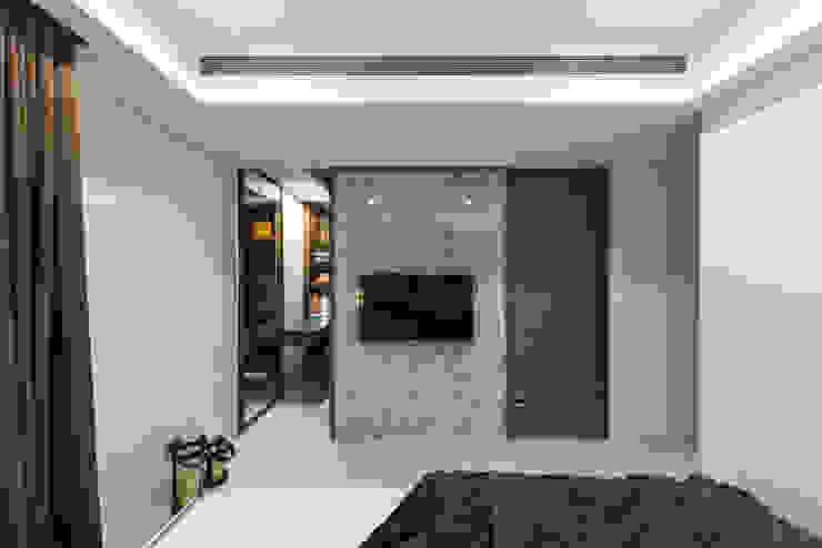 主臥電視牆 根據 你你空間設計 現代風