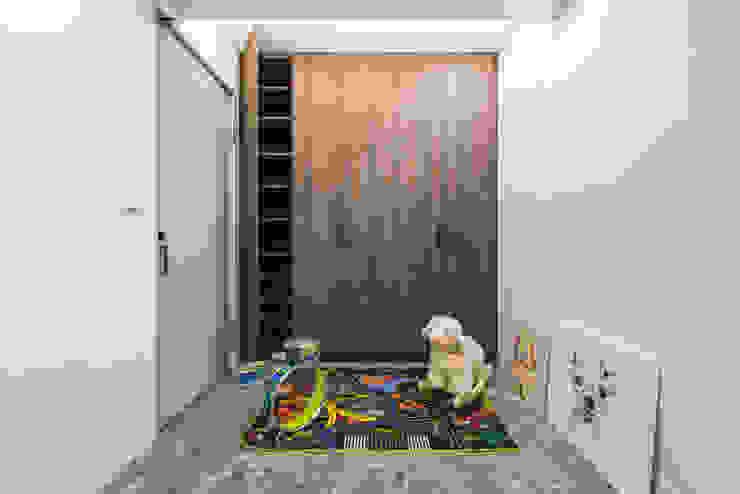 小孩房 根據 你你空間設計 現代風 木頭 Wood effect