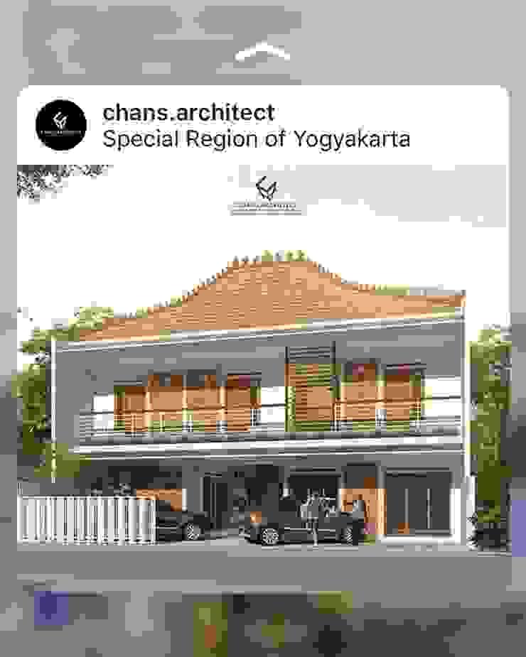 Kost Rumah Tropis Oleh Chans Architect Tropis
