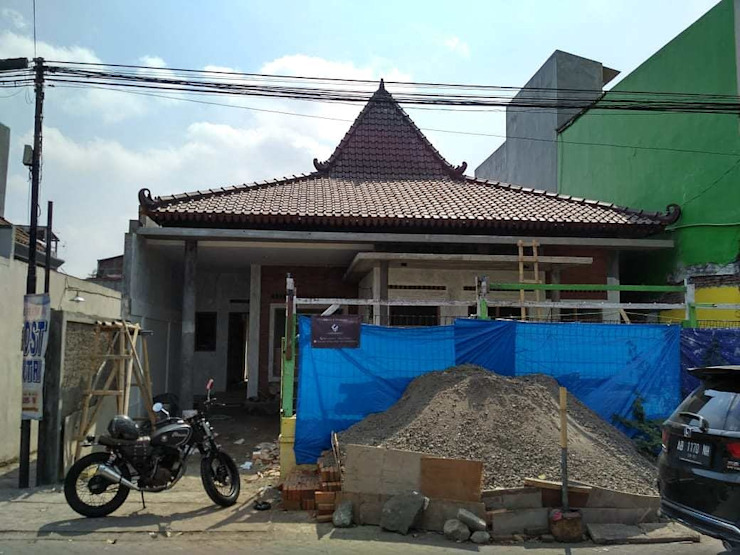 Cafe Seturan Rumah Tropis Oleh Chans Architect Tropis
