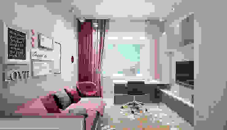 Дизайн студия 'Хороший интерьер' Dormitorios infantiles de estilo moderno