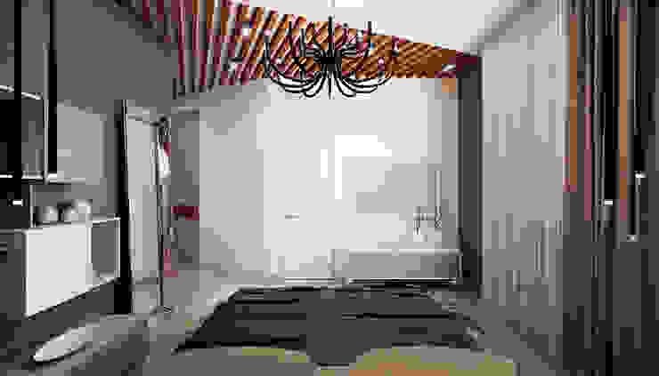 Дизайн студия 'Хороший интерьер' Dormitorios de estilo moderno