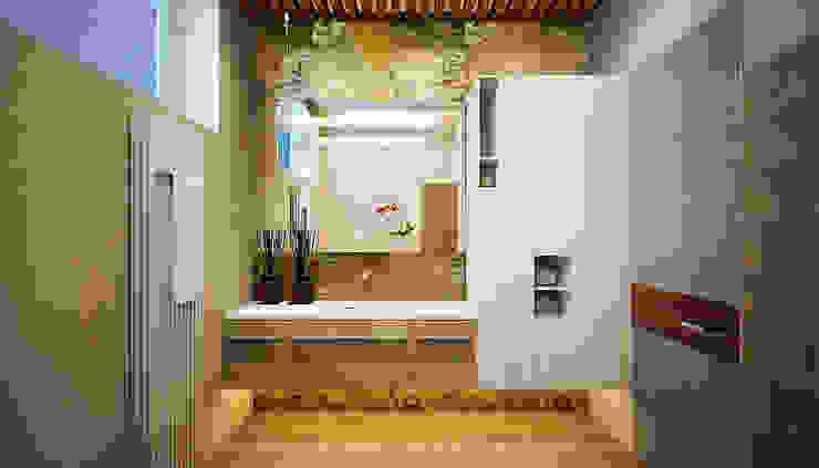 Дизайн студия 'Хороший интерьер' Baños de estilo moderno