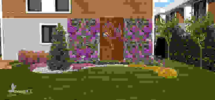 M.A ÖZEL KONUT Peyzaj Projelendirme & Uygulama Klasik Bahçe konseptDE Peyzaj Fidancılık Tic. Ltd. Şti. Klasik