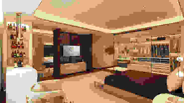 Dormitorios de estilo  por Alpha Details , Clásico