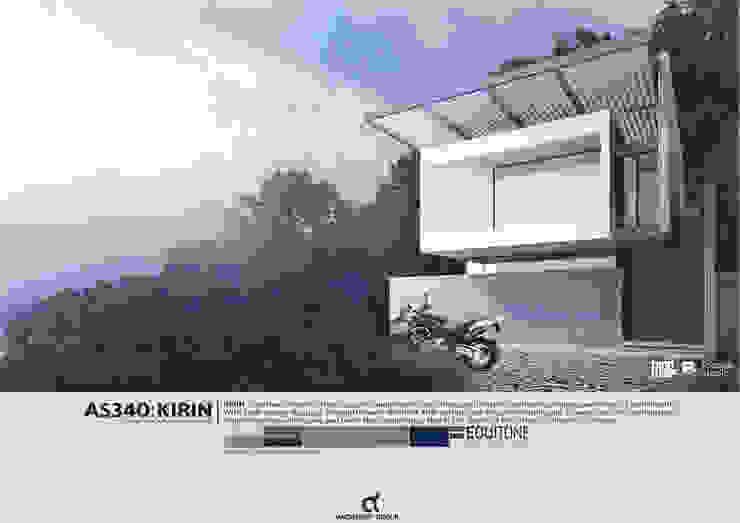 AS340 : KIRIN : Standard house โดย ARCHSPIRIT GROUP