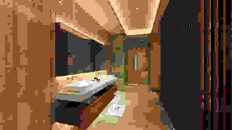 Alpha Detailsが手掛けた浴室, クラシック