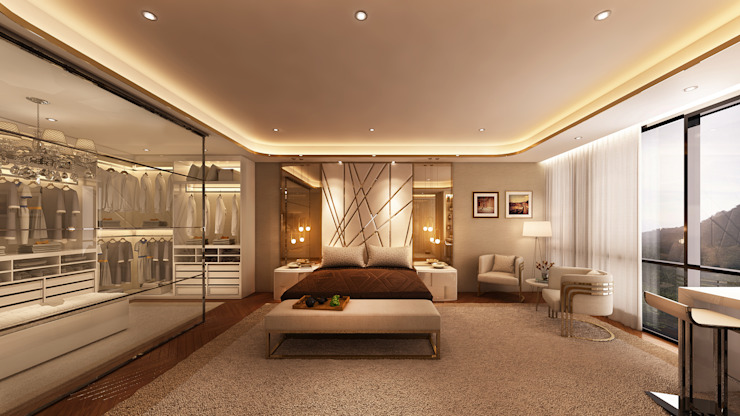 Bedroom by Alpha Details, Classic