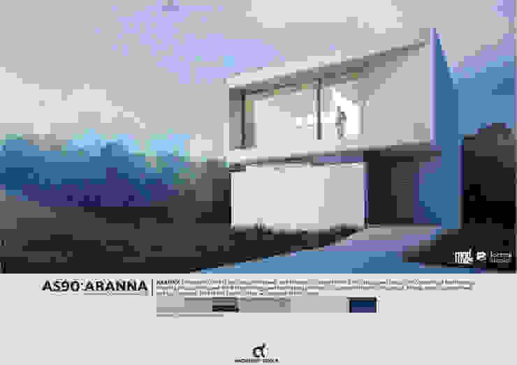 AS90 : ARANNA : Standard house ARCHSPIRIT GROUP