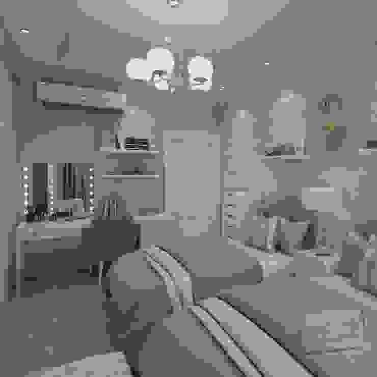 Girls Bedroom من Archeffect تبسيطي