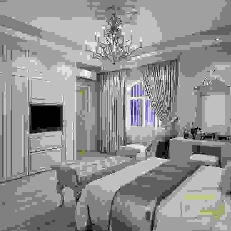 Master Bedroom Archeffect غرفة نوم