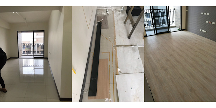 木地板 根據 業傑室內設計
