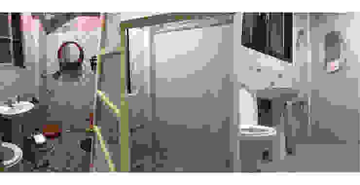 衛浴 根據 業傑室內設計