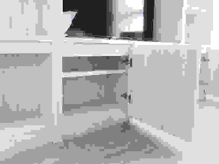 電視櫃 根據 ISQ 質の木系統家具 簡約風