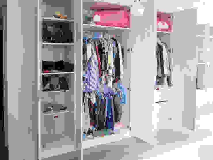 衣帽櫃 根據 ISQ 質の木系統家具 簡約風