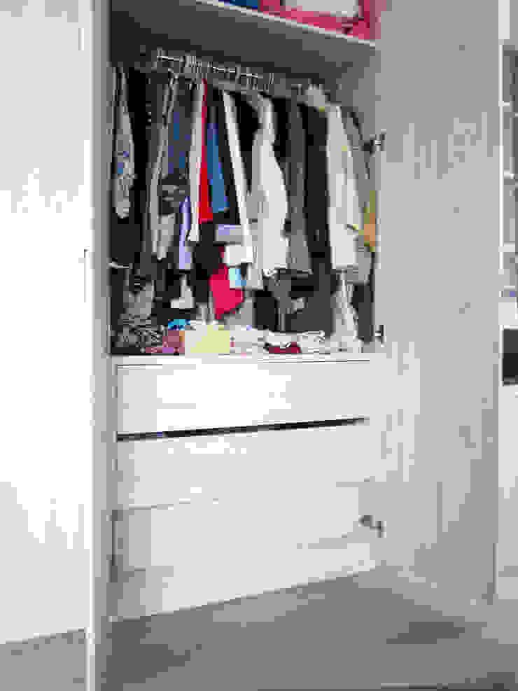衣櫃 根據 ISQ 質の木系統家具 簡約風