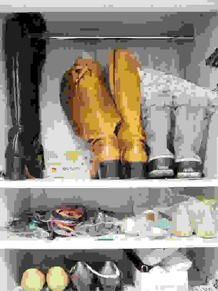 鞋櫃 根據 ISQ 質の木系統家具 簡約風