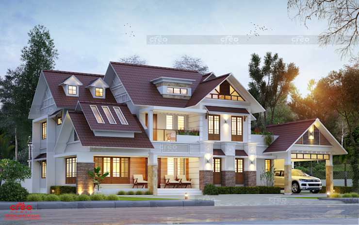 Best Architectural Firms in Cochin Creo Homes Pvt Ltd Villas