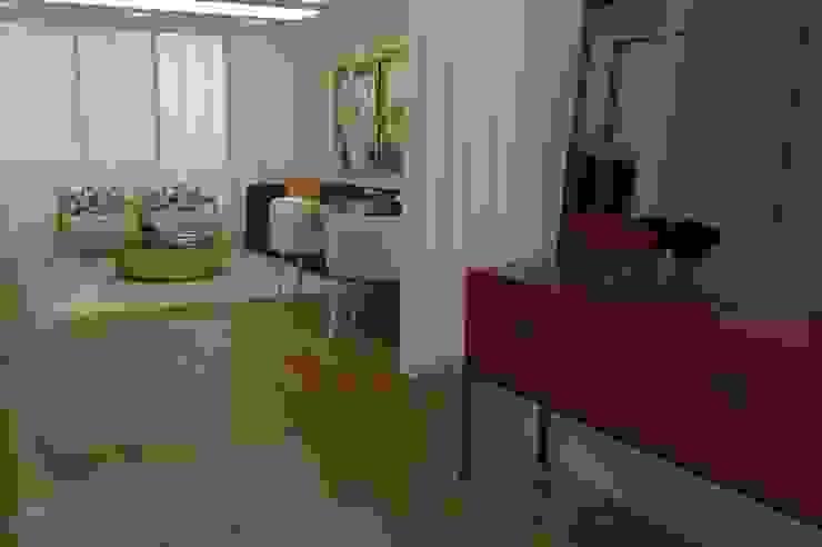 Corridor & hallway by Casactiva Interiores, Modern