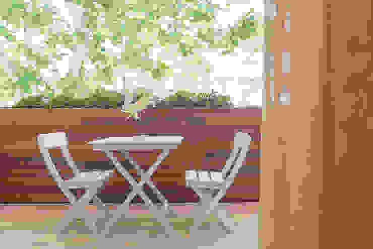 HOME STAGING homify Balcone, Veranda & Terrazza in stile moderno