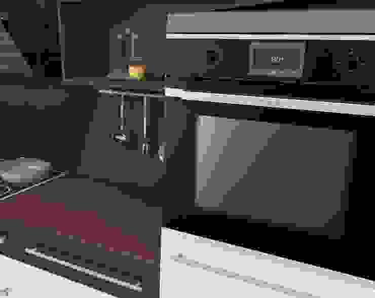 Modern kitchen by higloss-design.de - Ihr Küchenhersteller Modern