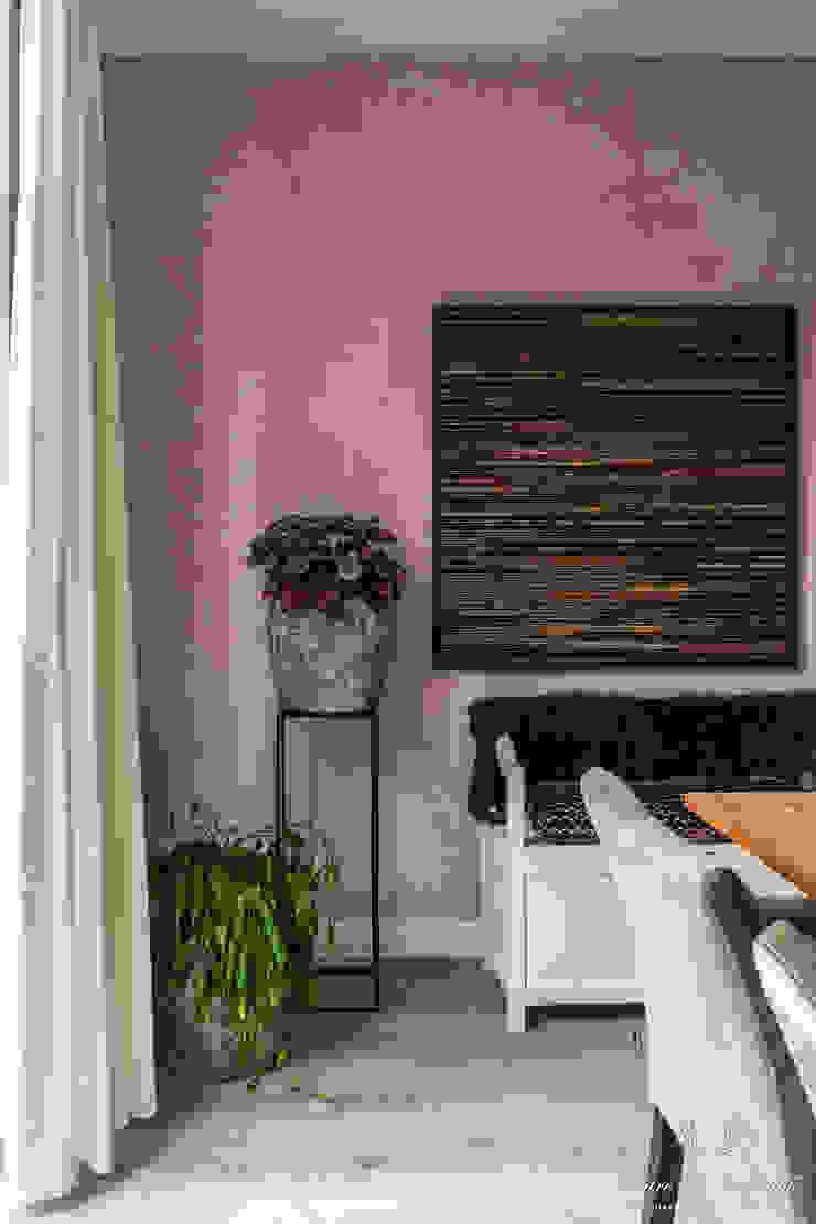 Гостиная в стиле лофт от Pure & Original Лофт