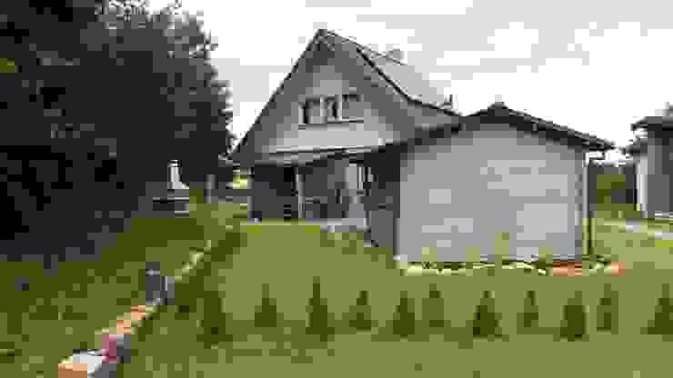 """Blockhaus """"FJORD"""" - der Klassiker von Thule Blockhaus von THULE Blockhaus GmbH - Ihr Fertigbausatz für ein Holzhaus"""
