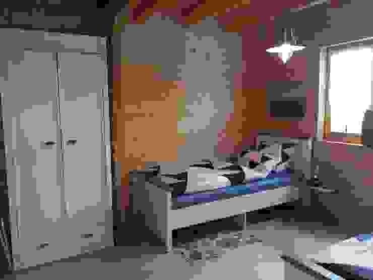 """Blockhaus """"FJORD"""" - der Klassiker von Thule Blockhaus von THULE Blockhaus GmbH - Ihr Fertigbausatz für ein Holzhaus Landhaus Holz Holznachbildung"""