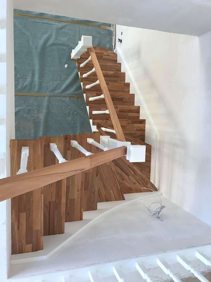 Decohouse Interior landscaping Wood Wood effect
