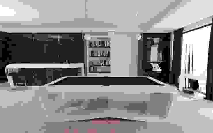 Xavigil Salones de estilo moderno