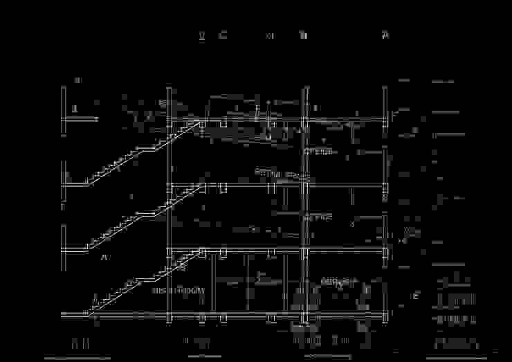 resumen de proyecto Cuartos de estilo tropical de Alexander Chivico & Architects Tropical