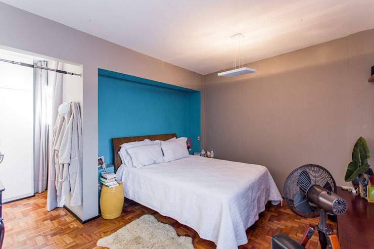 Dormitorios de estilo moderno de Mazorra Studio Moderno