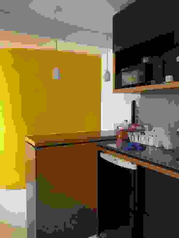 Cucina moderna di Mazorra Studio Moderno