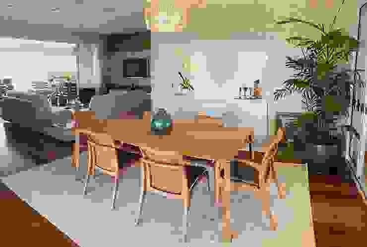 SALA DE JANTAR: Salas de jantar  por Mazorra Studio,Moderno