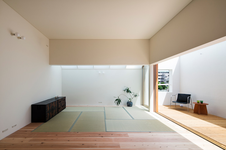 FUMIASO ARCHITECT & ASSOCIATES/ 阿曽芙実建築設計事務所 Media room