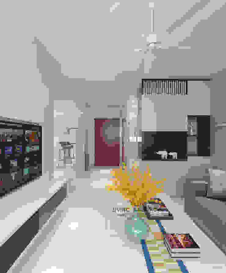 Living room Modern living room by Swish Design Works Modern