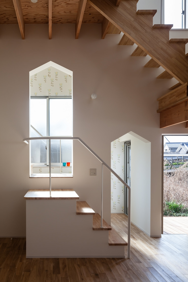 FUMIASO ARCHITECT & ASSOCIATES/ 阿曽芙実建築設計事務所 Scale