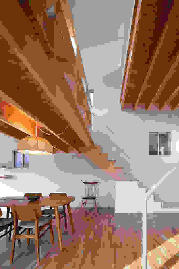 FUMIASO ARCHITECT & ASSOCIATES/ 阿曽芙実建築設計事務所 Living room