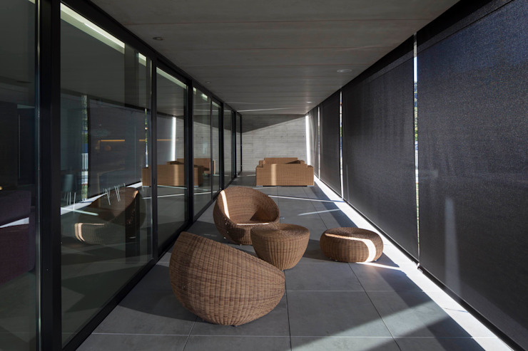 TEÓFILO. Carpintería de Aluminio Espacios comerciales
