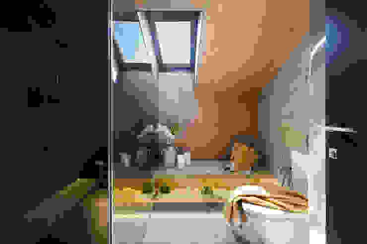 Egue y Seta 現代浴室設計點子、靈感&圖片