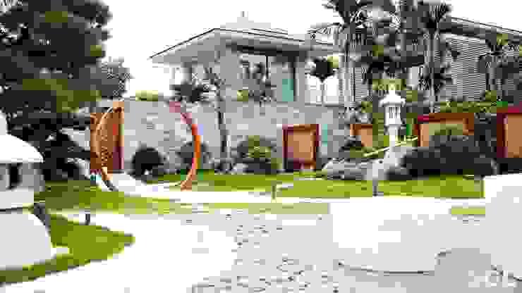 SỎI ĐÁ bởi SGL LANDSCAPE ARCHITECTURE CO.,LTD Châu Á